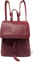 Jerome Dreyfuss Florent textured-leather backpack