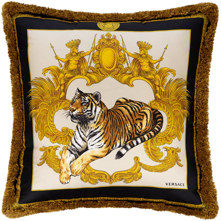 Versace Tigris Cushion
