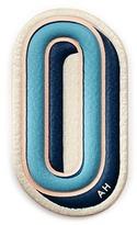 Anya Hindmarch x Chaos Fashion 'O' alphabet leather sticker