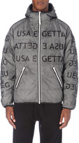 Ueg Mesh shell jacket