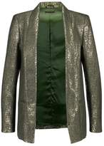Sisley Blazer dark green/gold