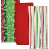 JCPenney Holly Day Set of 3 Dish Towels