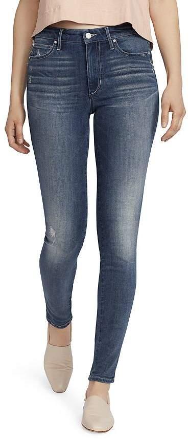 Ella Moss High-Rise Skinny Jeans in Piper