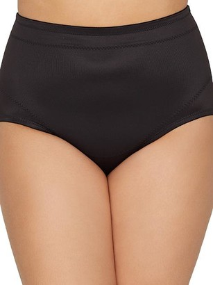 Miraclesuit Plus Size Flexible Fit Extra Firm Control Brief