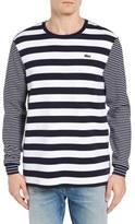 Lacoste L!VE Stripe T-Shirt