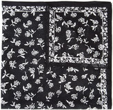 Rag & Bone floral bandana - women - Silk/Cotton - One Size