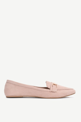Ardene Faux Leather Loafers