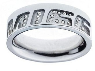 Miss Sixty SM0908018 Ladies' Ring Size 58 / R