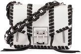 Proenza Schouler Hava Whipstitch Leather Chain Shoulder Bag