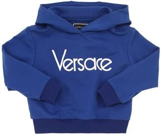 Versace Cotton Sweatshirt Hoodie
