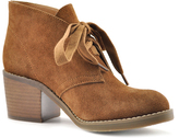 Sbicca Tan Suede Terrafina Boot