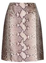 Tory Burch Printed silk skirt