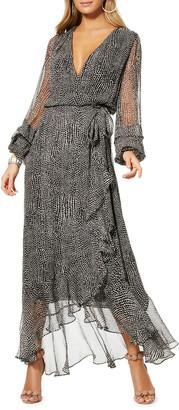 Ramy Brook Tamra Printed Maxi Dress