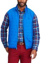 Chaps Big & Tall Packable Quilted Vest
