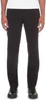 HUGO BOSS Leisure regular-fit stretch-cotton trousers