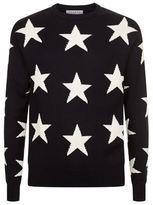 Sandro Star Sweater