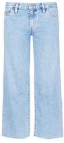 Simon Miller 'Marlo' stonewash cropped jeans
