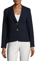 Trina Turk Opulent Notch Lapel Jacket