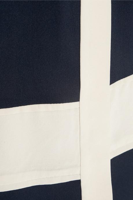 Diane von Furstenberg Cadence silk shirt dress