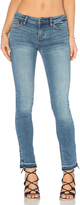 Free People Low Rise Side Slit Jeans