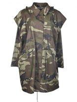 MM6 MAISON MARGIELA Camouflage Coat