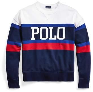 Ralph Lauren Fleece Crewneck Sweatshirt
