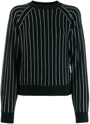 Barrie Striped Cashmere Jumper