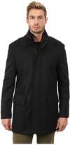 Cole Haan Italian Twill Carcoat
