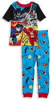 AME Sleepwear Justice League Cotton Pajamas