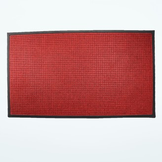 Rhino Mats 102 Town N Coutry Entrance Mat 2' X 3' Red