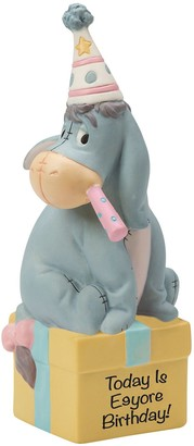 Precious Moments Disney's Winnie the Pooh Birthday Eeyore Figurine