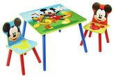 Disney Mickey Mouse Table and 2 Chairs