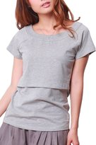 Sweet Mommy Basic Maternity and Nursing Tee Shirts MGRXXL