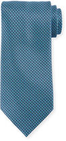 Stefano Ricci Square Diamond Grid Tie