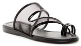 Donald J Pliner Best Mesh Loop Toe Slide Sandal
