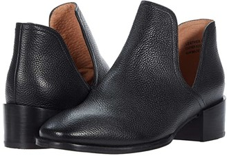 Seychelles At The Gate (Black Leather) Women's Boots