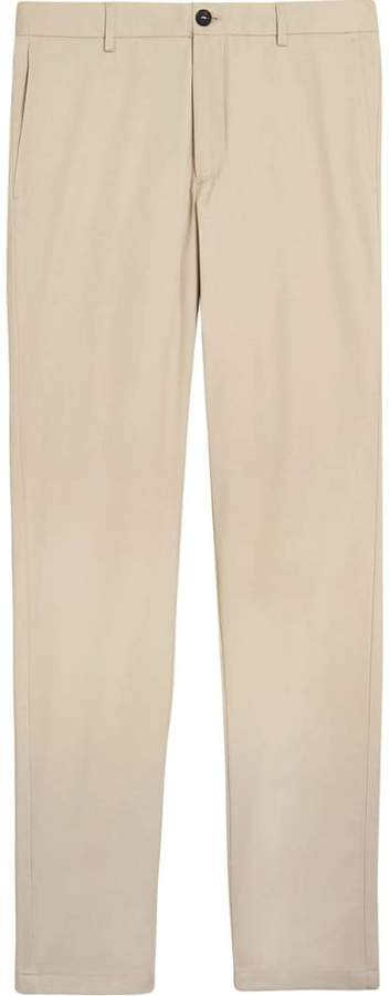 Burberry Slim Fit Cotton Chinos