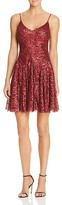 Betsey Johnson Sequin Mini Dress