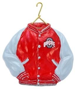 Joy to the World Collegiate Varsity Jacket Ohio State University