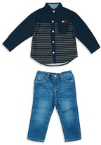 7 For All Mankind Boys' Shirt & Jeans Set - Sizes 2T-4T
