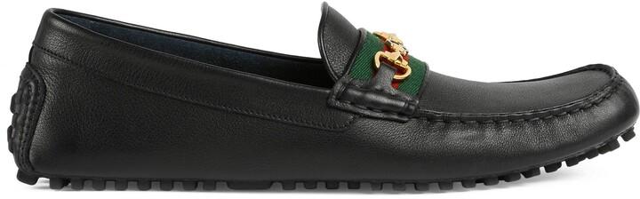 black gucci shoes for men
