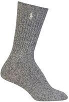 Ralph Lauren Cashmere Rag Boot Sock