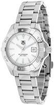 Tag Heuer WAY1411.BA0920 Women's Aquaracer Silver Stainless Steel Watch