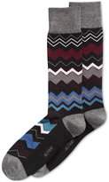 Alfani Men's Chevron Stripe Socks, Only at Macy's