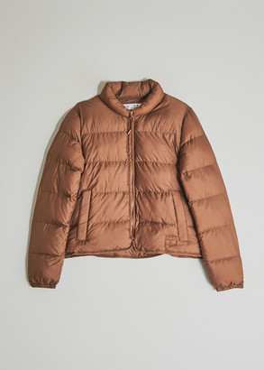 Herschel Women's Featherless High Fill Jacket in Brown, Size Large