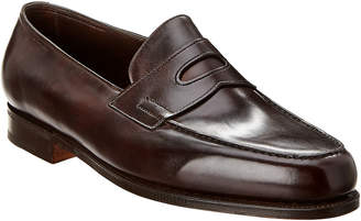 John Lobb Lopez Leather Loafer