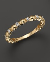 Bloomingdale's Diamond Ring in 14K Yellow Gold, .20 ct. t.w.