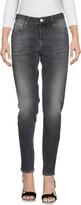 Care Label Denim pants - Item 42607601