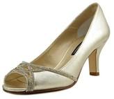 Caparros Endear Open-toe Synthetic Heels.