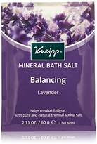 Kneipp Mineral Bath Salt Sachet, Balancing, Lavender, 2.1 fl. oz.